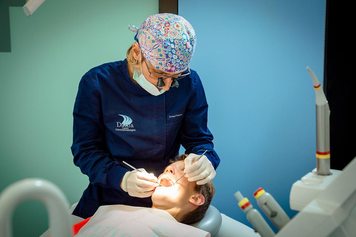 ortodonzia bambino dentista